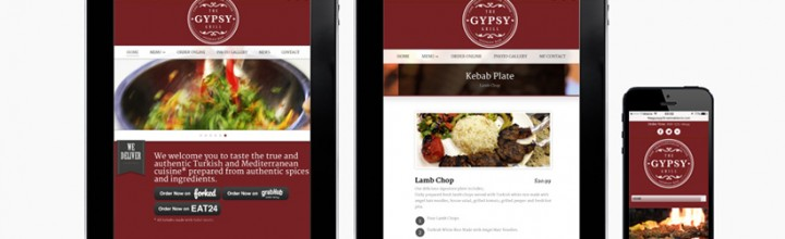 Case Study Project – Gypsy Grill Restaurant